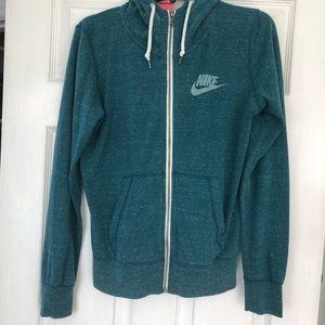 Women's Nike zip up jacket size medium